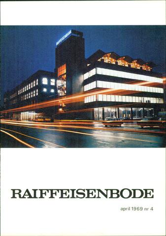 blad 'De Raiffeisen-bode' (CCRB) 1969-04-01