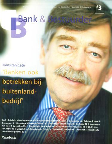 blad 'Bank & Bestuurder' 2006-06-01