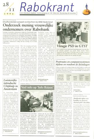 Rabokrant 1996-11-28