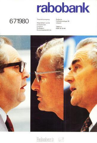 blad 'Rabobank' 1980-06-01