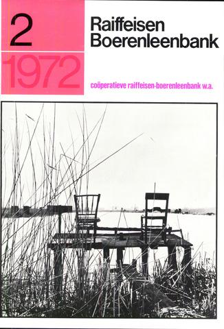 blad 'Raiffeisen Boerenleenbank' 1972-02-01