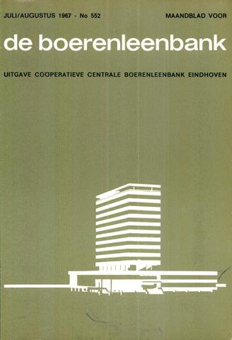 blad 'de boerenleenbank' (CCB) 1967-07-01