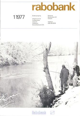 blad 'Rabobank' 1977-01-01