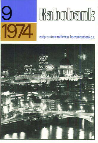 blad 'Rabobank' 1974-09-01