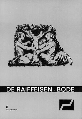 blad 'De Raiffeisen-bode' (CCRB) 1966-11-01