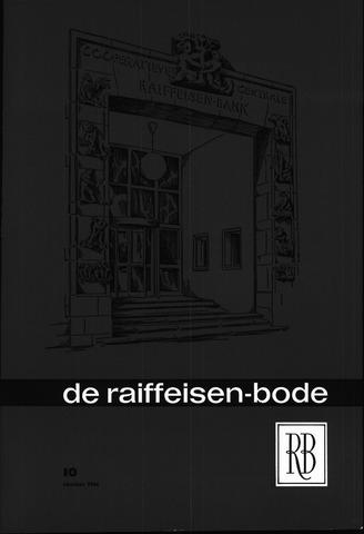 blad 'De Raiffeisen-bode' (CCRB) 1964-10-01