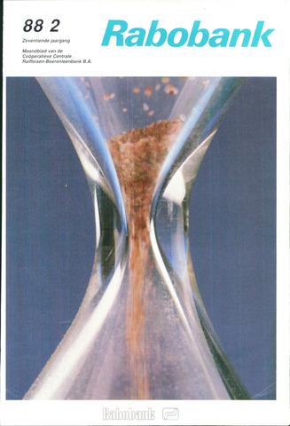 blad 'Rabobank' 1988-02-01