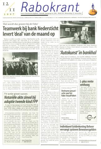 Rabokrant 1997-11-12