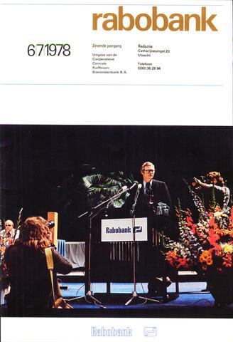 blad 'Rabobank' 1978-06-01