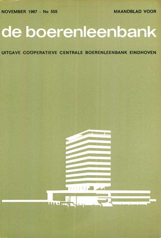 blad 'de boerenleenbank' (CCB) 1967-11-01