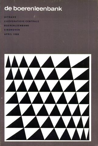 blad 'de boerenleenbank' (CCB) 1969-04-01