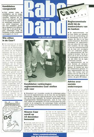 blad 'Raboband' 1989-10-13