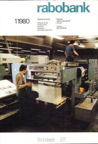 blad 'Rabobank' 1980