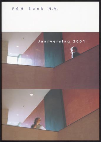Jaarverslagen Friesch-Groningsche Hypotheekbank / FGH Bank 2001