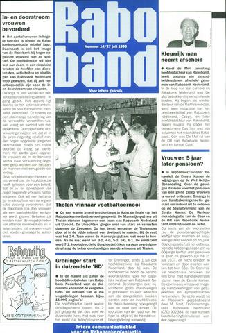 blad 'Raboband' 1990-07-27