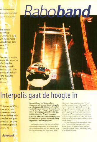blad 'Raboband' 1995-10-30