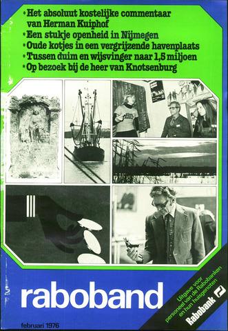 blad 'Raboband' 1976-02-01