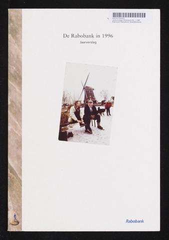 Jaarverslagen Rabobank 1996-12-31