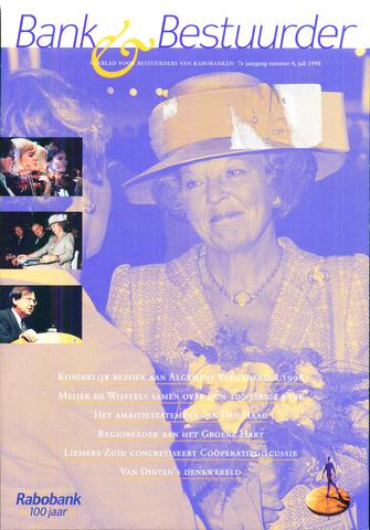 blad 'Bank & Bestuurder' 1998-07-01