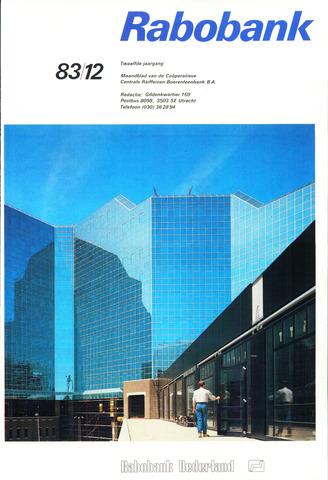 blad 'Rabobank' 1983-12-01