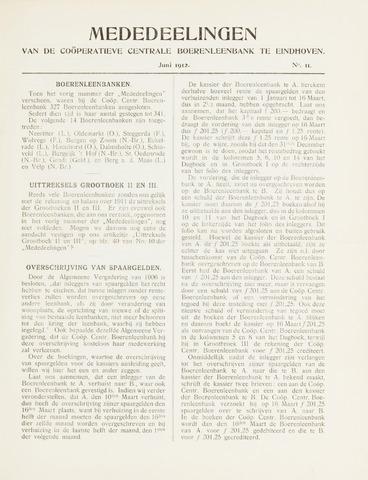 blad 'Mededeelingen' (CCB) 1912-06-01