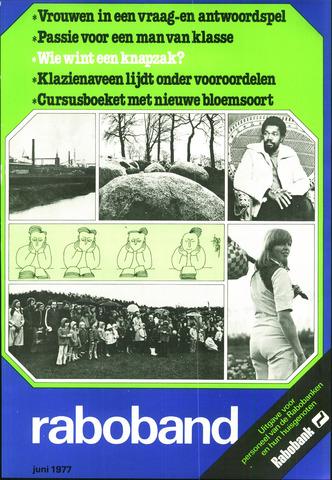 blad 'Raboband' 1977-06-01