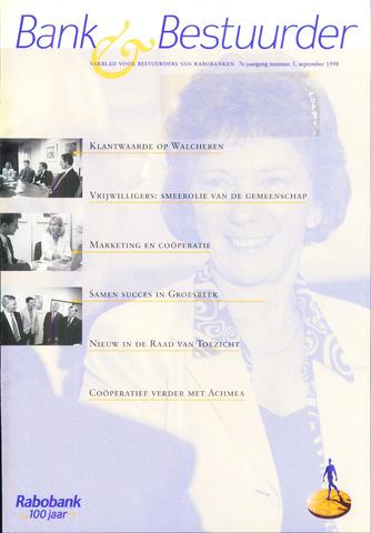 blad 'Bank & Bestuurder' 1998-09-01