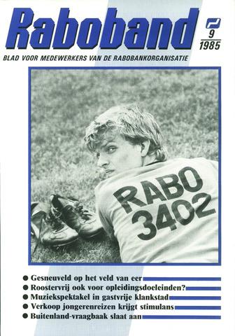 blad 'Raboband' 1985-07-03