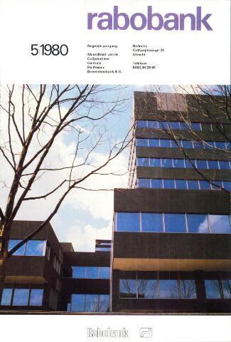 blad 'Rabobank' 1980-05-01
