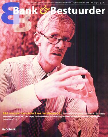 blad 'Bank & Bestuurder' 2001-09-01