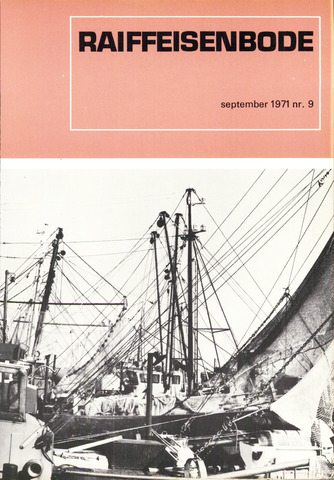 blad 'De Raiffeisen-bode' (CCRB) 1971-09-01