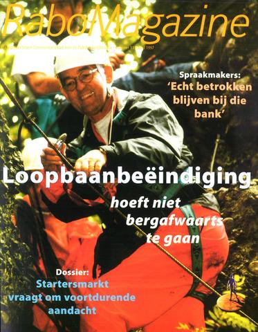 blad 'RaboMagazine' 1997-04-01