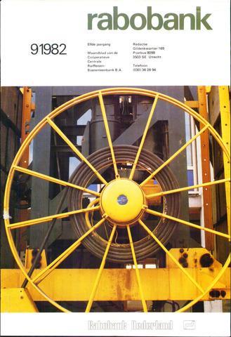 blad 'Rabobank' 1982-09-01