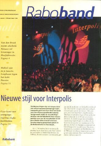 blad 'Raboband' 1996-02-01