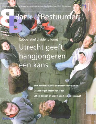 blad 'Bank & Bestuurder' 2007