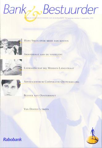 blad 'Bank & Bestuurder' 1999-09-01