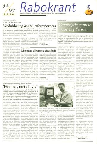 Rabokrant 1996-07-31