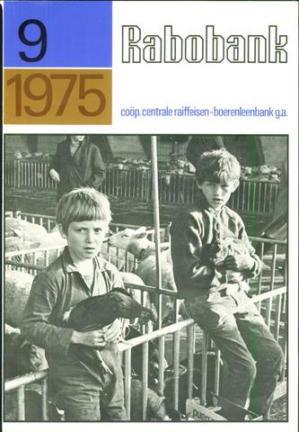 blad 'Rabobank' 1975-09-01