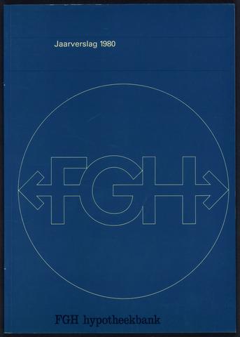 Jaarverslagen Friesch-Groningsche Hypotheekbank / FGH Bank 1980