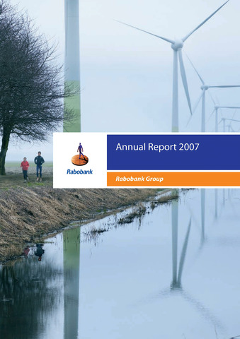 Annual Reports Rabobank 2007