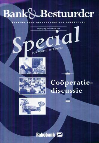 blad 'Bank & Bestuurder' 1994-11-01