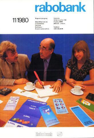 blad 'Rabobank' 1980-11-01