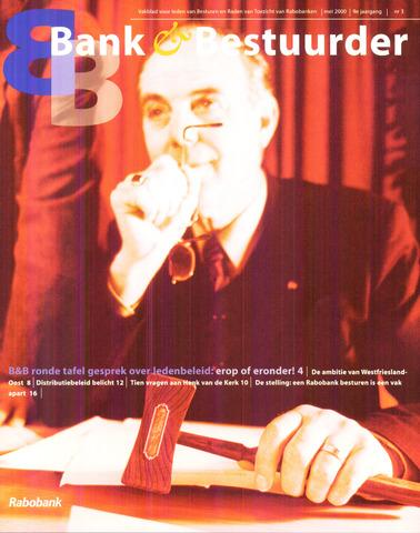 blad 'Bank & Bestuurder' 2000-05-01