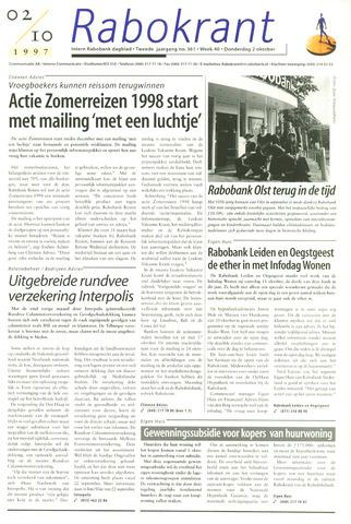 Rabokrant 1997-10-02