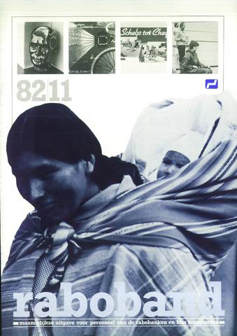 blad 'Raboband' 1982-11-01