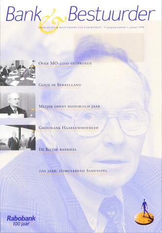 blad 'Bank & Bestuurder' 1998-01-01