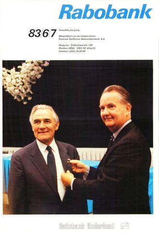 blad 'Rabobank' 1983-06-01
