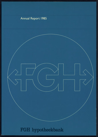 Annual Reports FGH Bank 1985