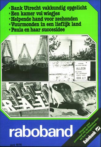 blad 'Raboband' 1976-06-01
