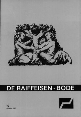 blad 'De Raiffeisen-bode' (CCRB) 1967-10-01